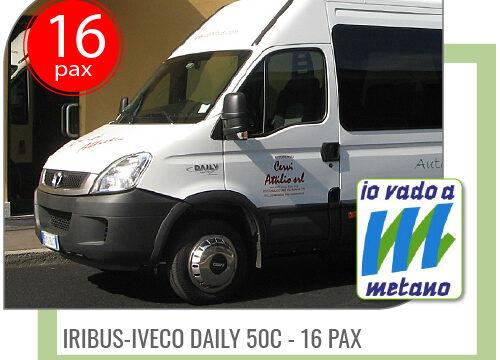 Irisbus-Iveco Daily 50C – 16 pax