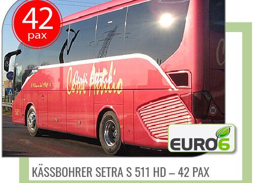 KÄSSBOHRER SETRA S 511 HD – 42 PAX