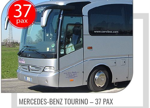 Mercedes-Benz Tourino – 37 pax