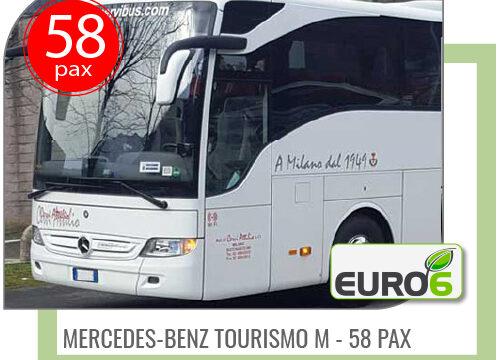 Mercedes-Benz Tourismo M – 58 pax