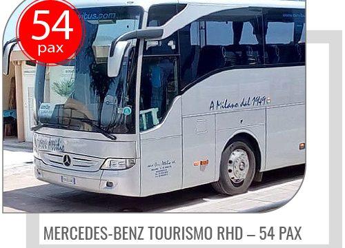 Mercedes-Benz Tourismo RHD – 54 pax