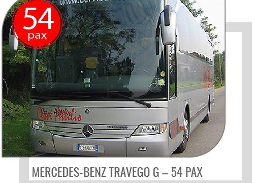 Mercedes-Benz Travego G – 54 pax