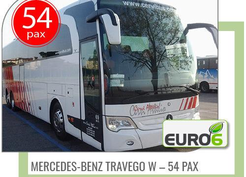 Mercedes-Benz Travego w – 54 pax