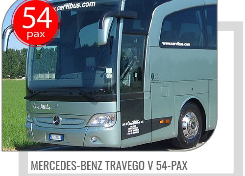 Mercedes-Benz Travego V 54-pax